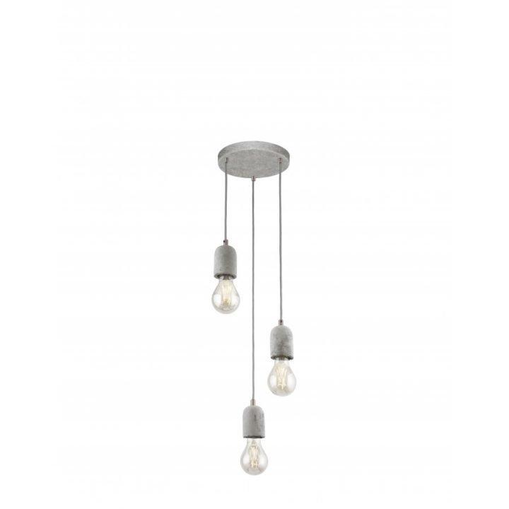 EGLO 95523 SILVARES több ágú függeszték lámpa
