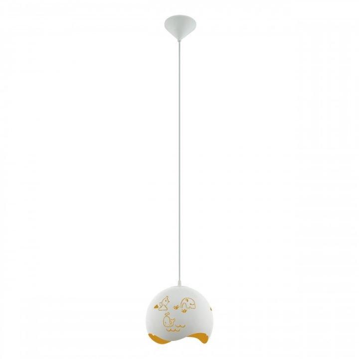 EGLO 97392 LAURINA 1 ágú függeszték lámpa
