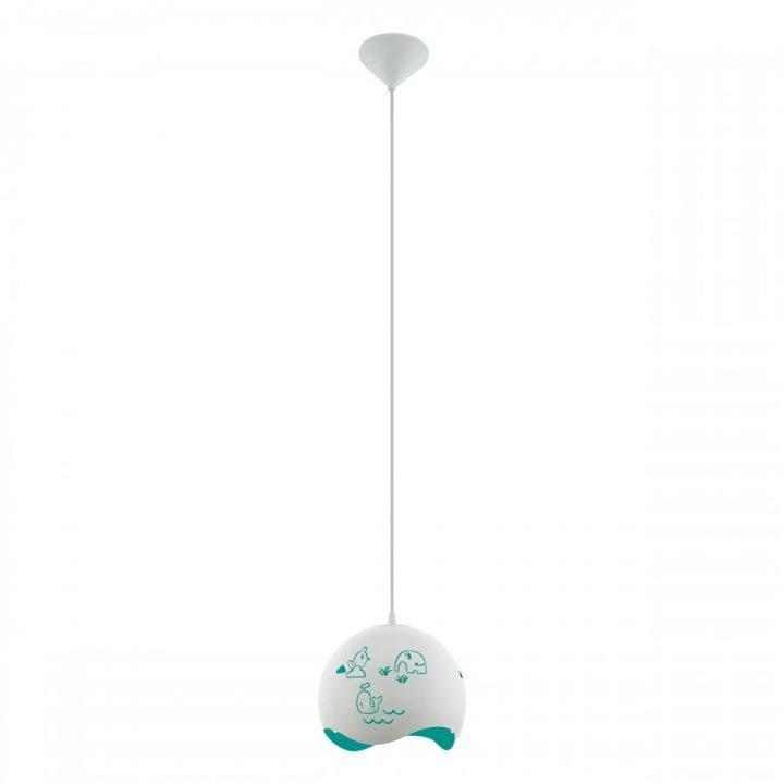 EGLO 97393 LAURINA 1 ágú függeszték lámpa