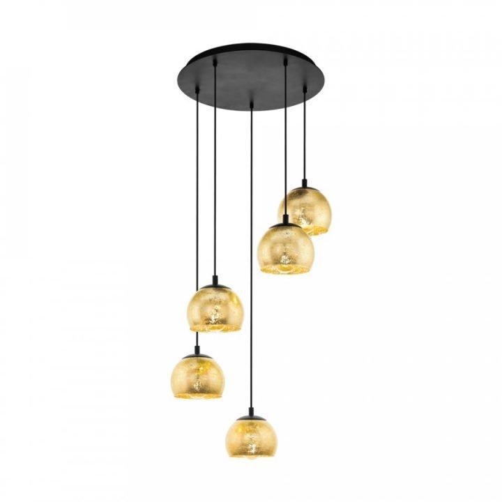 EGLO 98526 ALBARACCIN több ágú függeszték lámpa