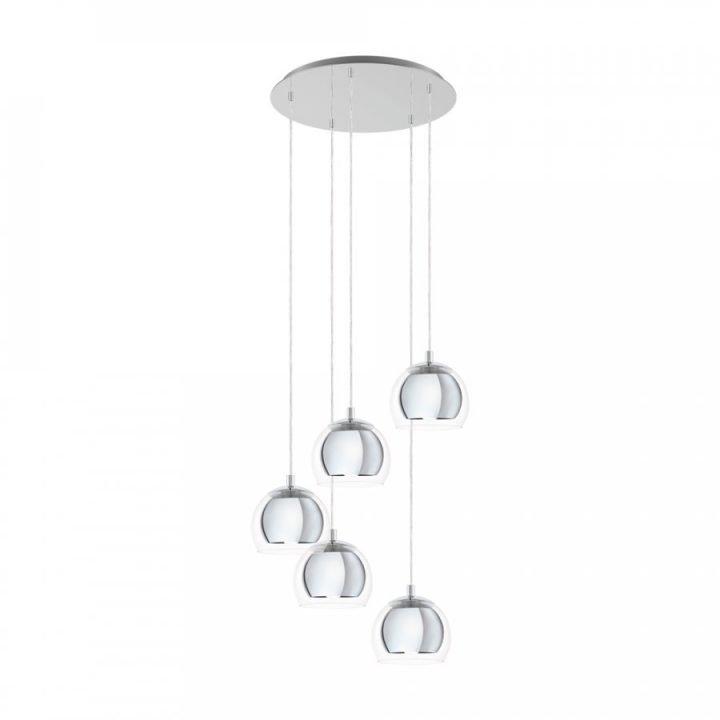 EGLO 98596 ROCAMAR 1 több ágú függeszték lámpa