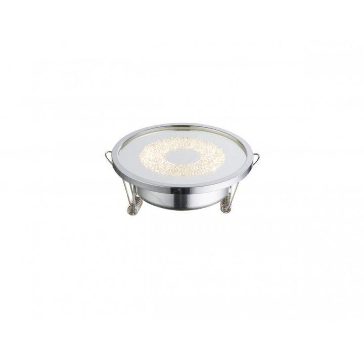 GLOBO 12005 3 MANDA álmennyezetbe építhető LED lámpa