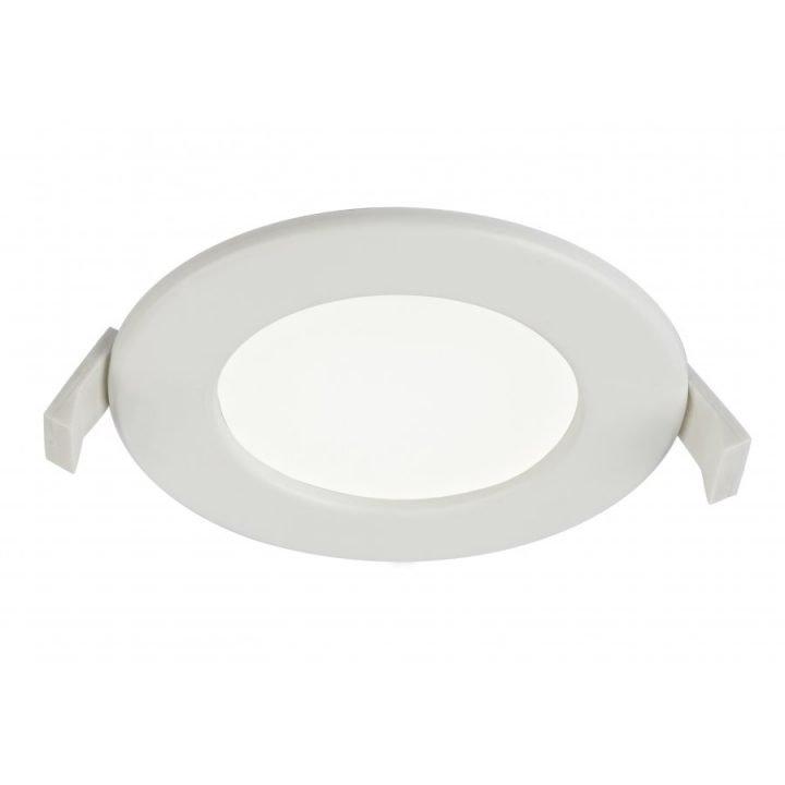 GLOBO 12390 6 UNELLA álmennyezetbe építhető LED lámpa