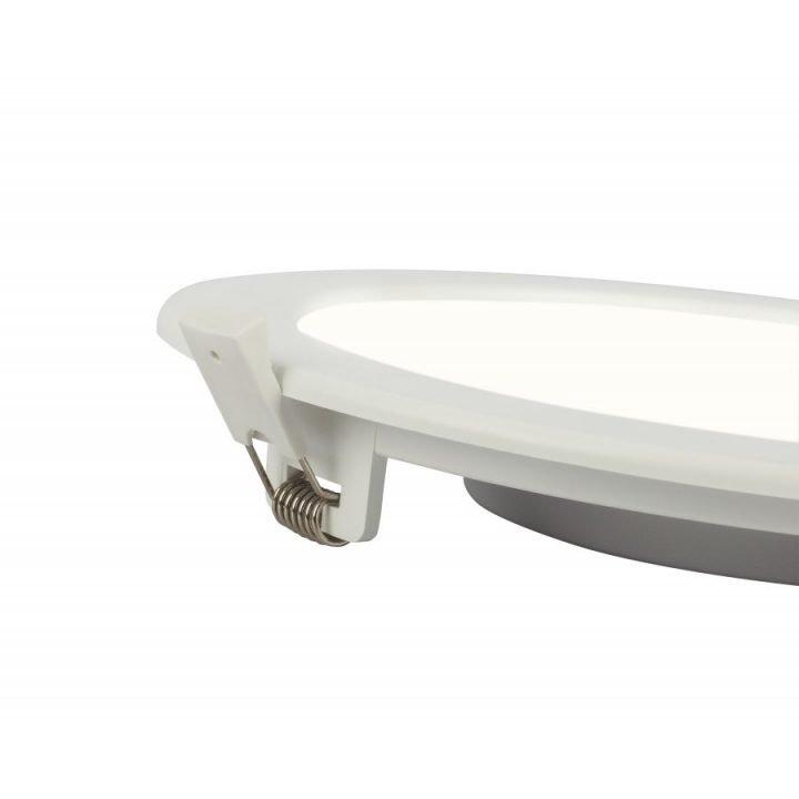 GLOBO 12392 18 POLLY álmennyezetbe építhető LED lámpa