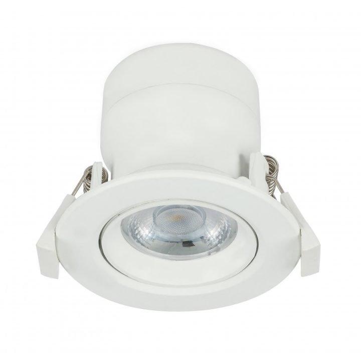 GLOBO 12393 5 POLLY álmennyezetbe építhető LED lámpa