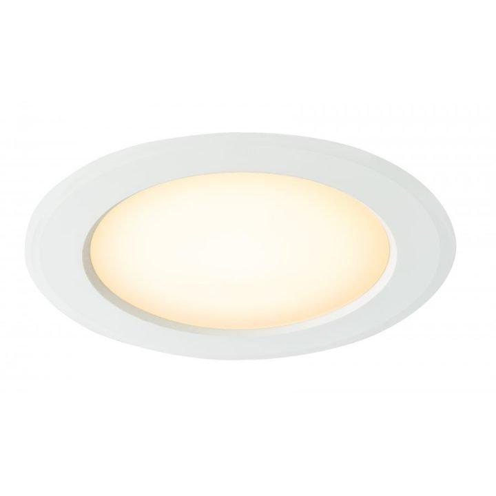 GLOBO 12394 15 POLLY álmennyezetbe építhető LED lámpa