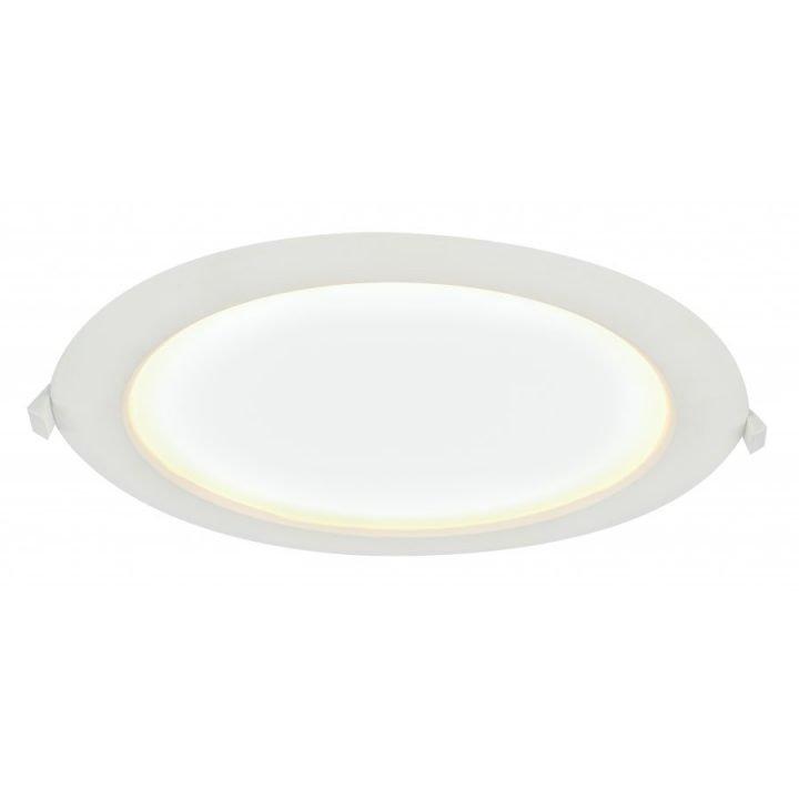 GLOBO 12395 24 POLLY álmennyezetbe építhető LED lámpa