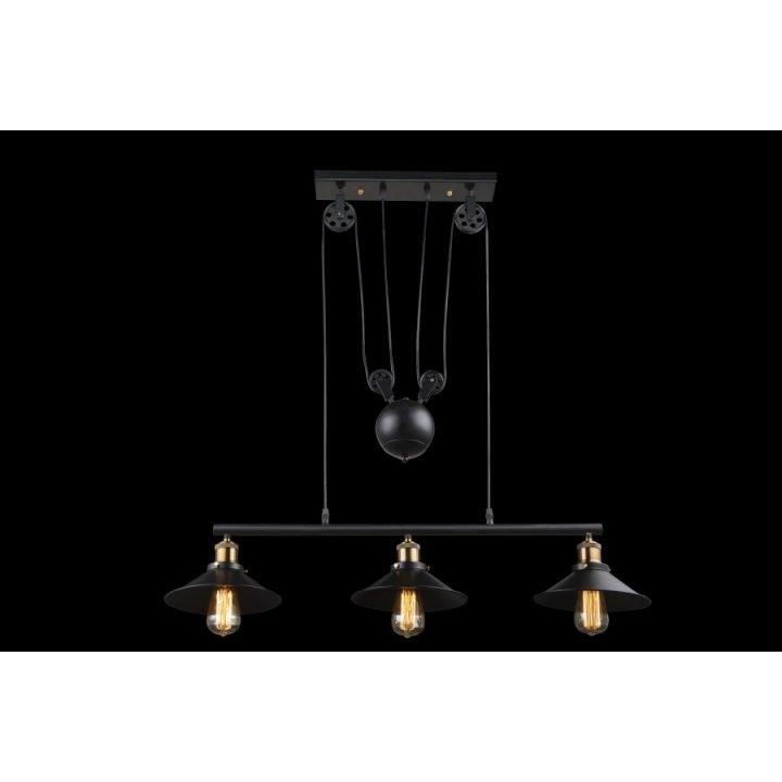 GLOBO 15053 3 LENIUS több ágú függeszték lámpa