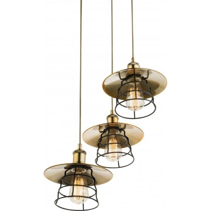 GLOBO 15086 3H VIEJO több ágú függeszték lámpa