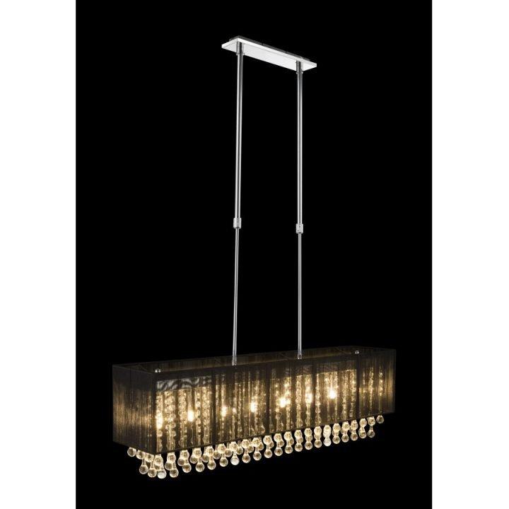 GLOBO 15095H2 BAGANA több ágú függeszték lámpa
