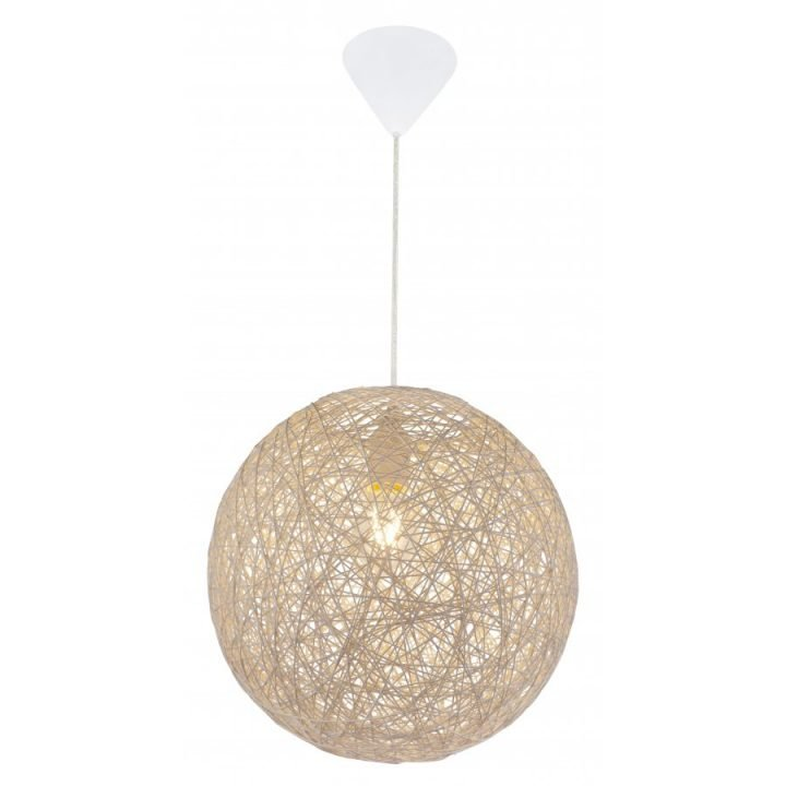GLOBO 15252B COROPUNA 1 ágú függeszték lámpa