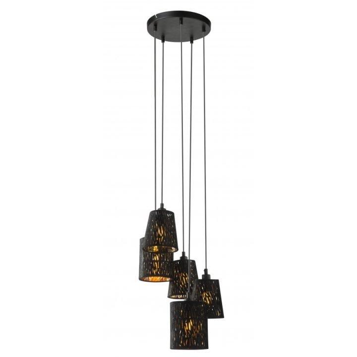 GLOBO 15264 5H TUXON több ágú függeszték lámpa