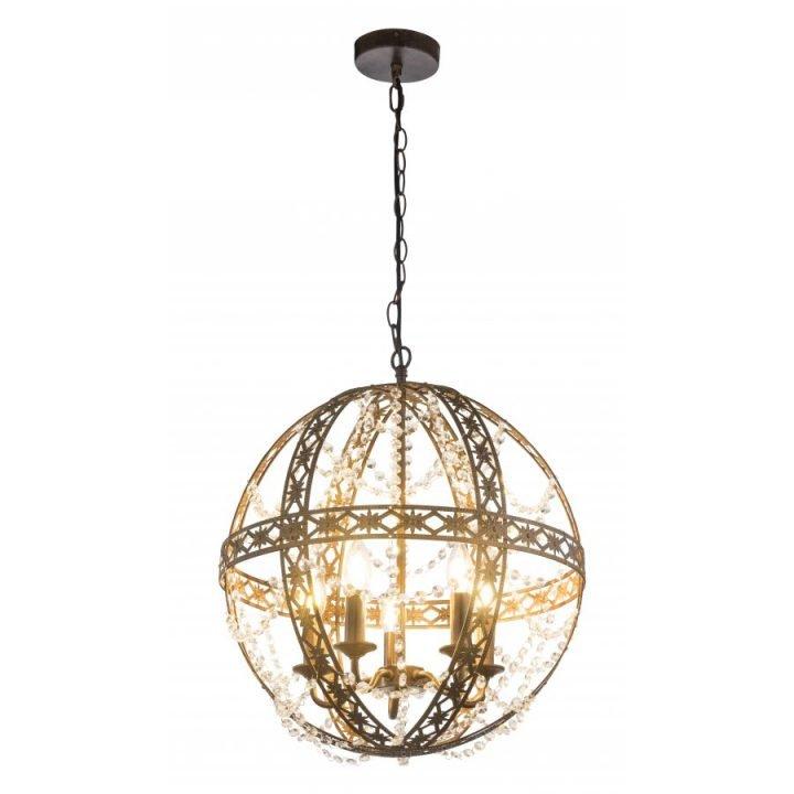 GLOBO 1581 BALLA 1 ágú függeszték lámpa