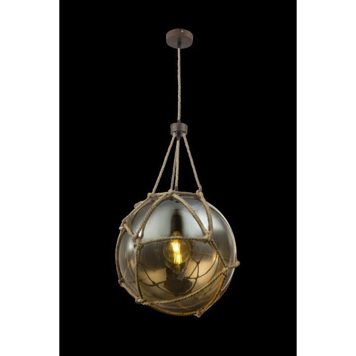 GLOBO 15859H2 TIKO 1 ágú függeszték lámpa