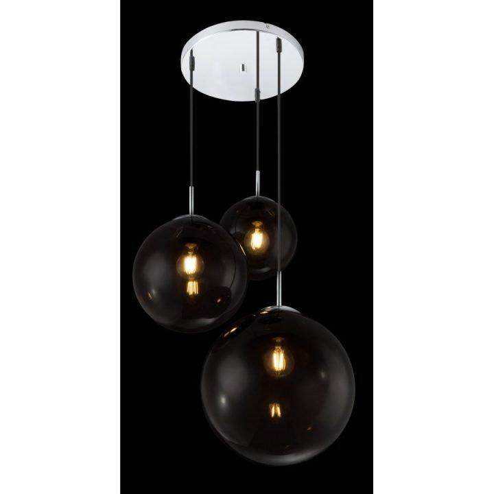 GLOBO 15861 3 VARUS több ágú függeszték lámpa
