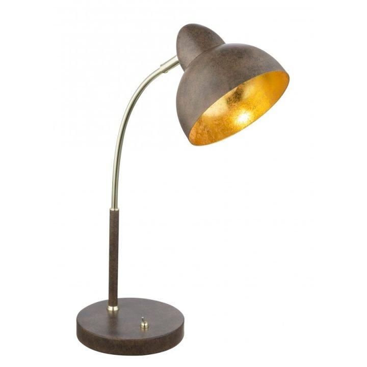 GLOBO 24703R ANITA íróasztali lámpa