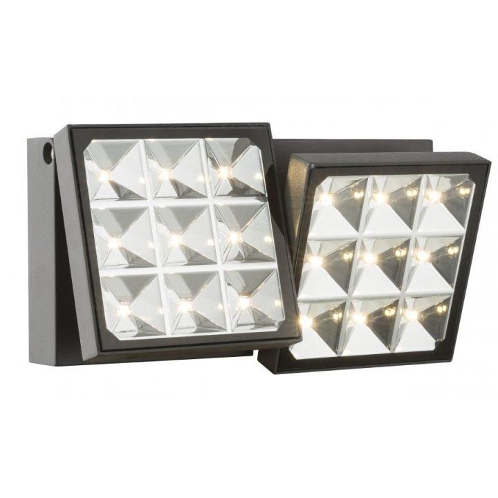 GLOBO 34169 2 BOLTON LED kültéri falikar