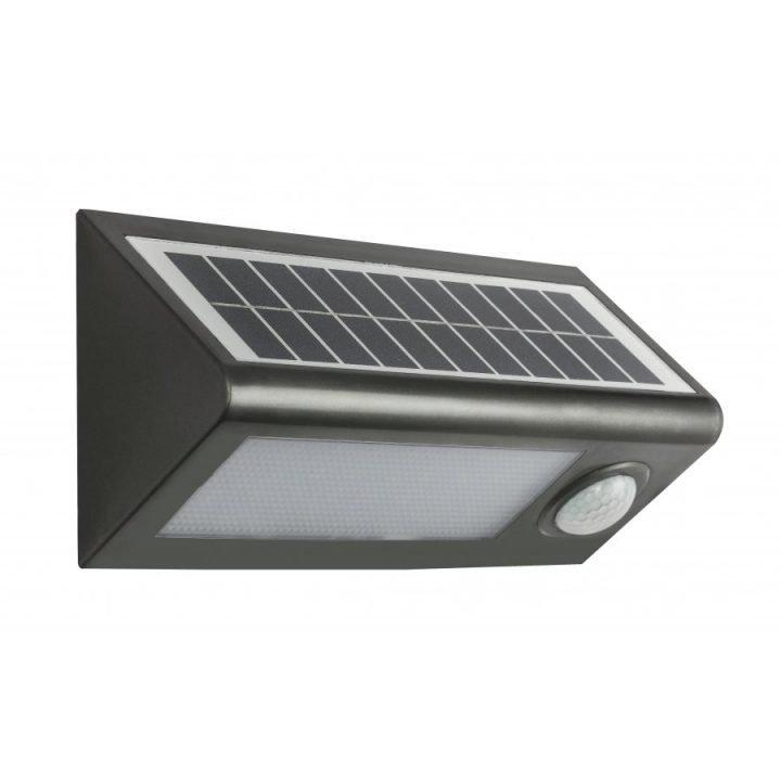 GLOBO 3727S SOLAR LED kültéri falikar