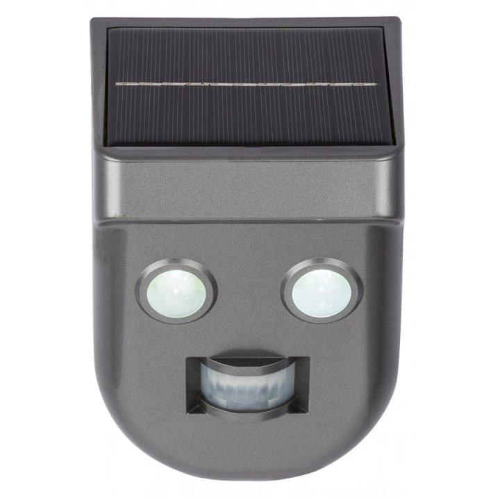 GLOBO 3728S SOLAR LED kültéri falikar