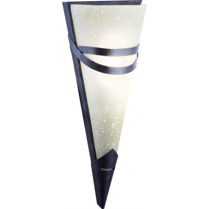 GLOBO 4413 1 RUSTICA II fali lámpa