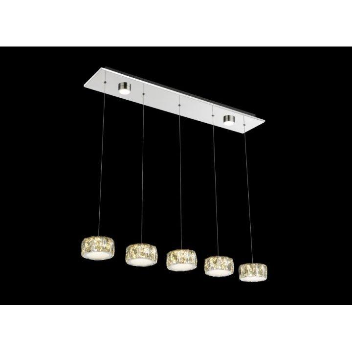 GLOBO 49350 52H AMUR több ágú függeszték LED lámpa