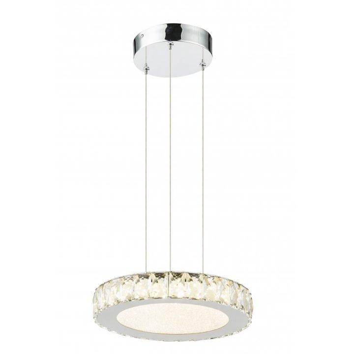 GLOBO 49350H1 AMUR 1 ágú függeszték LED lámpa