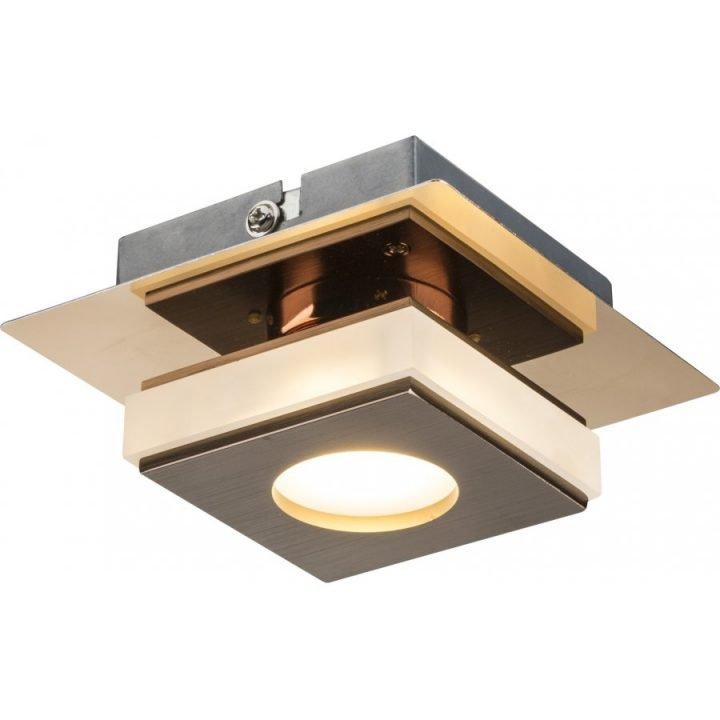 GLOBO 49403 1 CAYMAN I fali LED lámpa