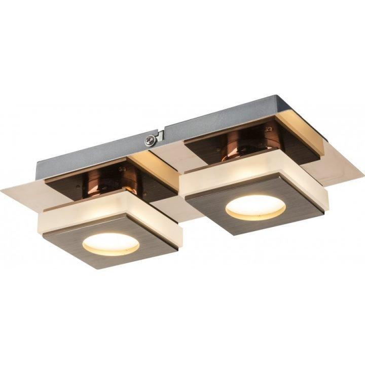 GLOBO 49403 2 CAYMAN I fali LED lámpa