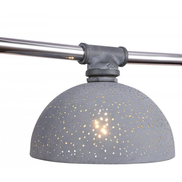 GLOBO 54653 3H FABIAN több ágú függeszték lámpa