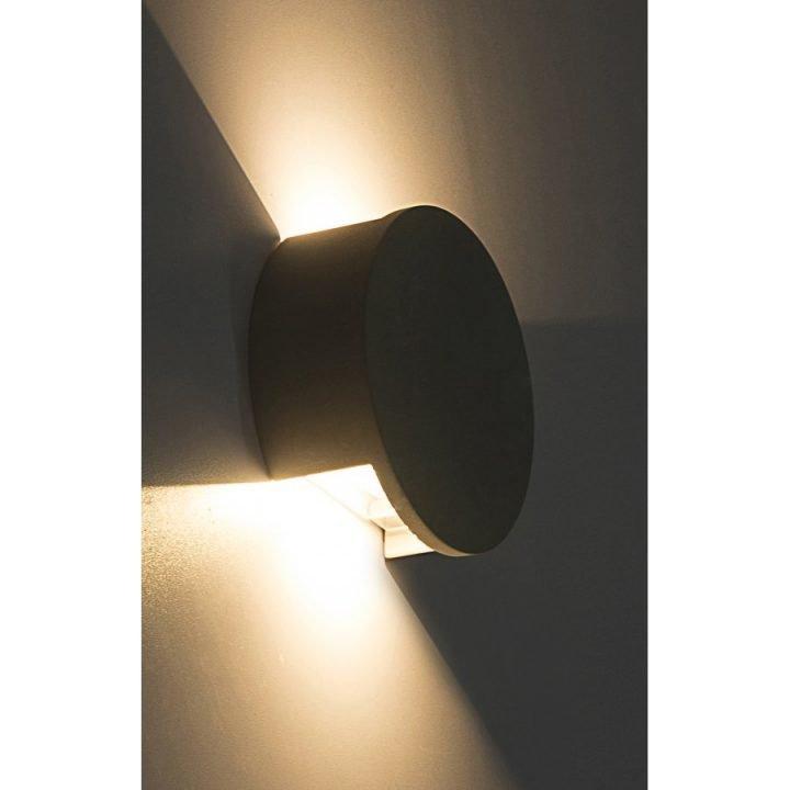 GLOBO 55011 W2 TIMO fali LED lámpa