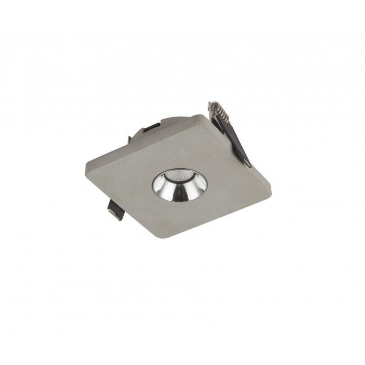 GLOBO 55011E TIMO álmennyezetbe építhető LED lámpa