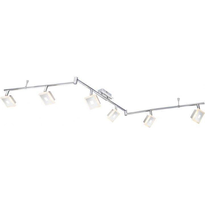 GLOBO 56111 6 GEROLF LED spotlámpa