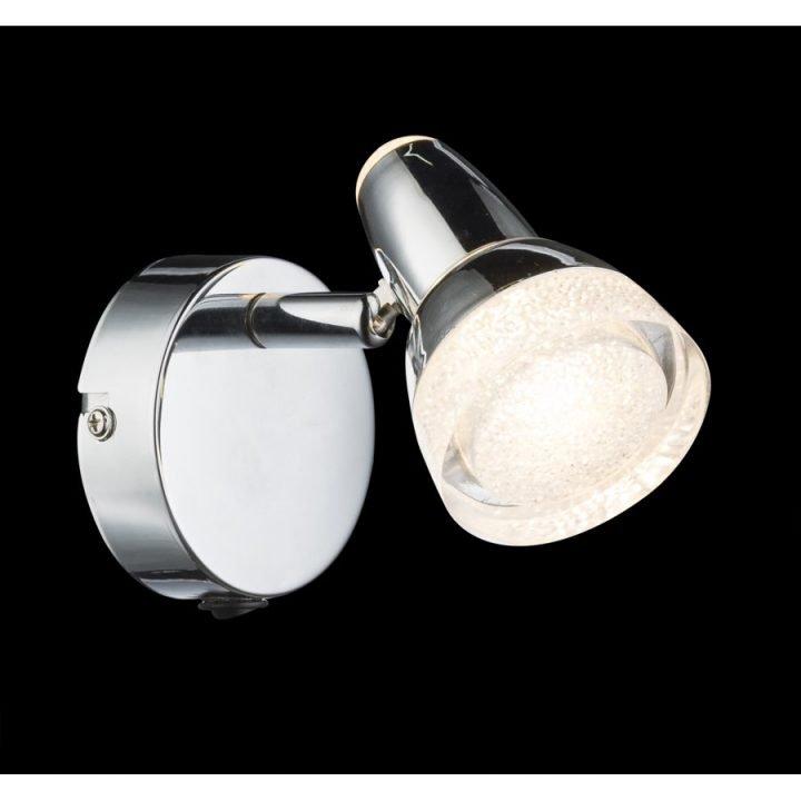 GLOBO 56134 1 ALASKA LED spotlámpa