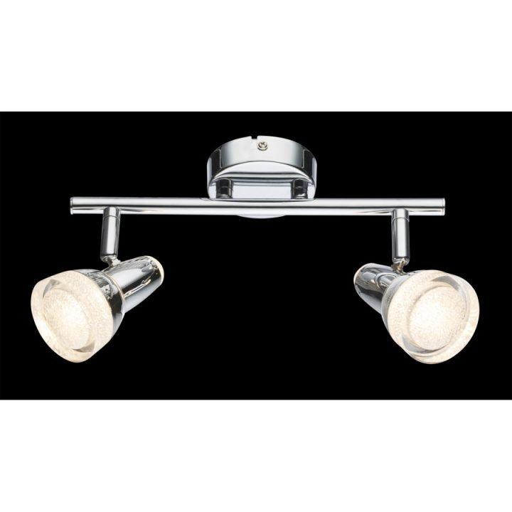 GLOBO 56134 2 ALASKA LED spotlámpa