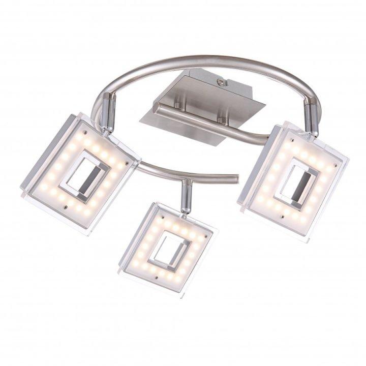GLOBO 56138 3 KERSTIN LED spotlámpa