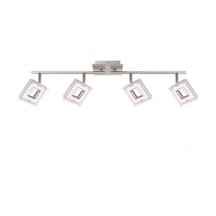 GLOBO 56138 4 KERSTIN LED spotlámpa