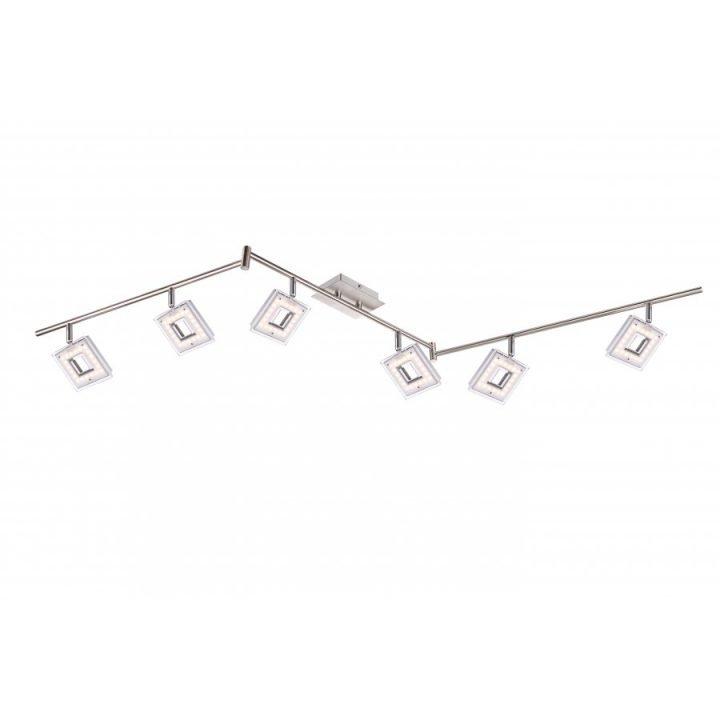 GLOBO 56138 6 KERSTIN LED spotlámpa