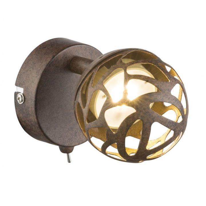 GLOBO 56802 1 OHIO LED spotlámpa