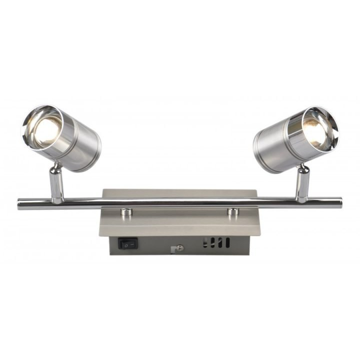 GLOBO 56957 2 MARJA LED spotlámpa