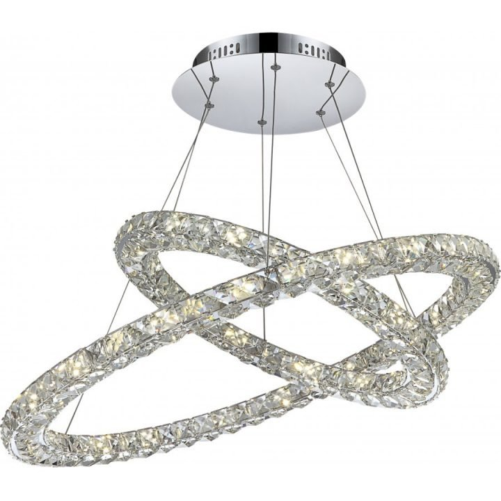 GLOBO 67038 64 MARILYN I több ágú függeszték LED lámpa
