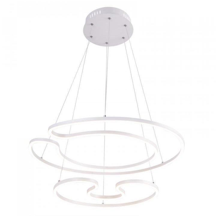 GLOBO 67097 60W WITTY több ágú függeszték LED lámpa