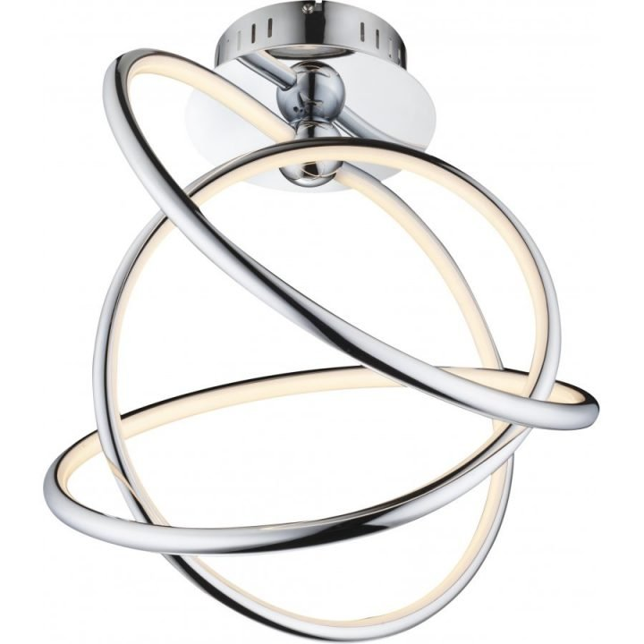 GLOBO 67823 36D WAVE mennyezeti LED lámpa