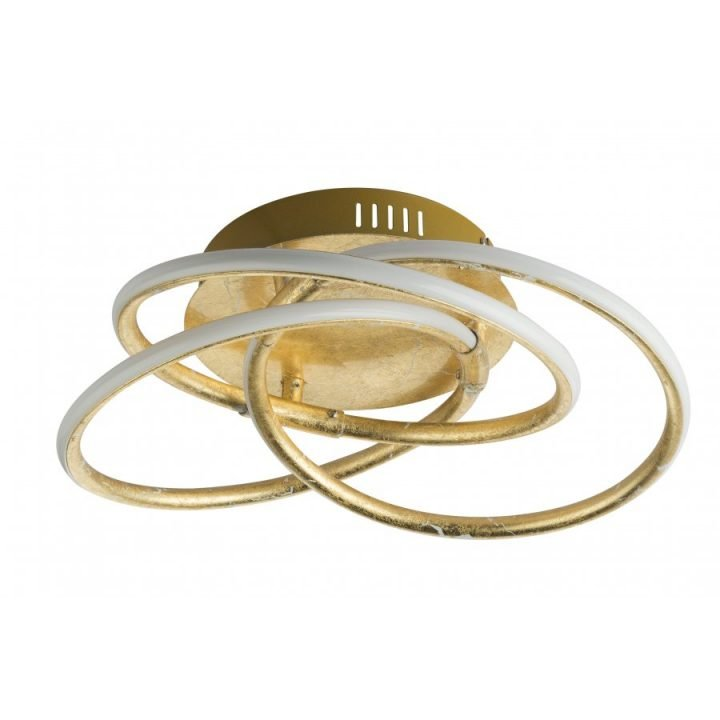 GLOBO 67828 24G BARNA mennyezeti LED lámpa