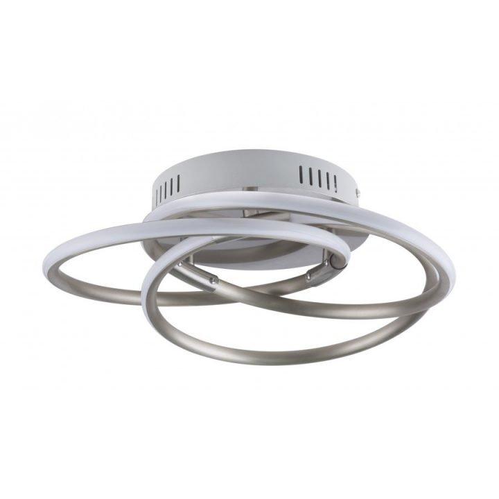 GLOBO 67828 24N BARNA mennyezeti LED lámpa