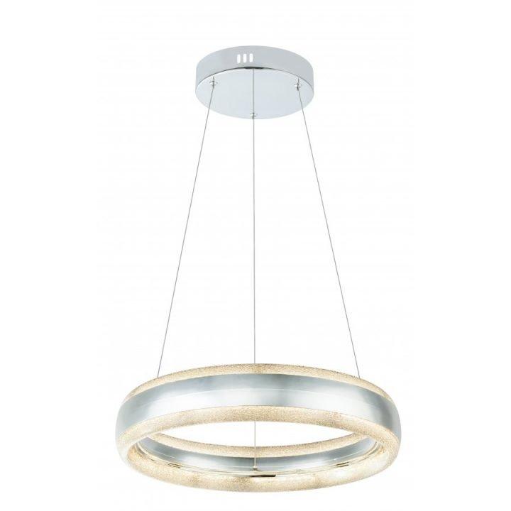 GLOBO 67839 24 TULLY 1 ágú függeszték LED lámpa
