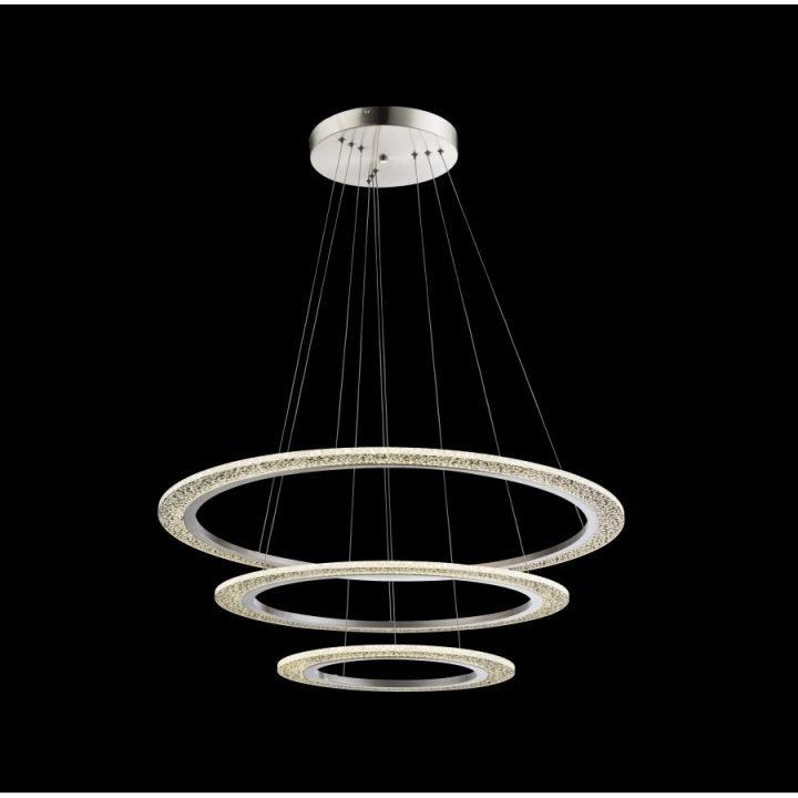 GLOBO 68193H KLAUS 1 ágú függeszték LED lámpa