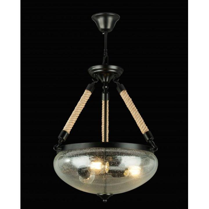 GLOBO 69029 3H ULLEU több ágú függeszték lámpa