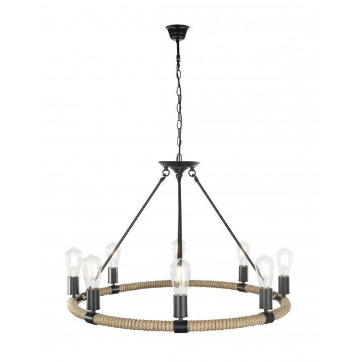 GLOBO 69029 8 ULLEU több ágú függeszték lámpa