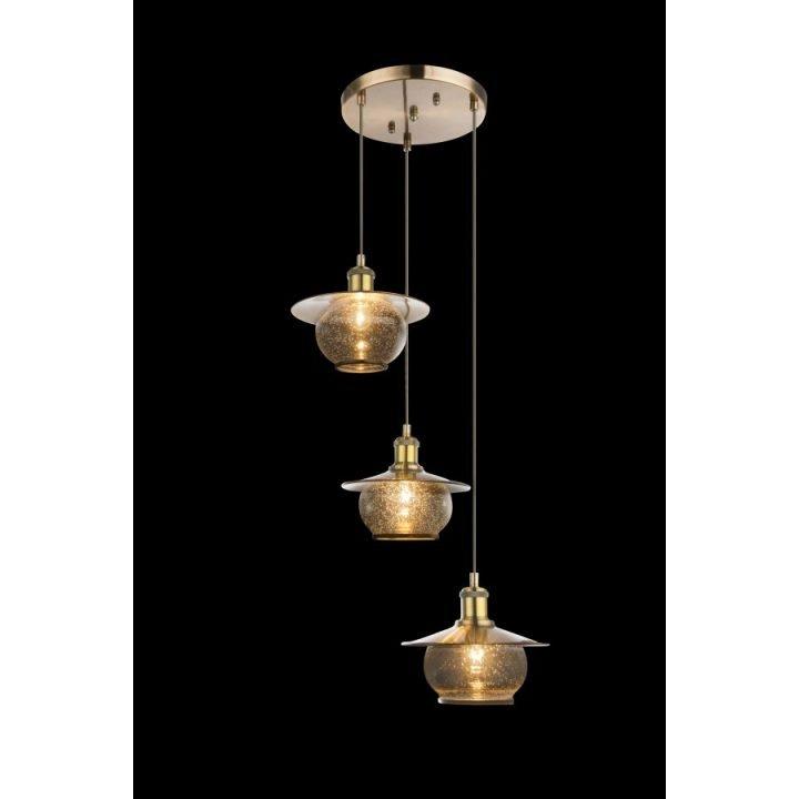 GLOBO 69030 3H NEVIS több ágú függeszték lámpa