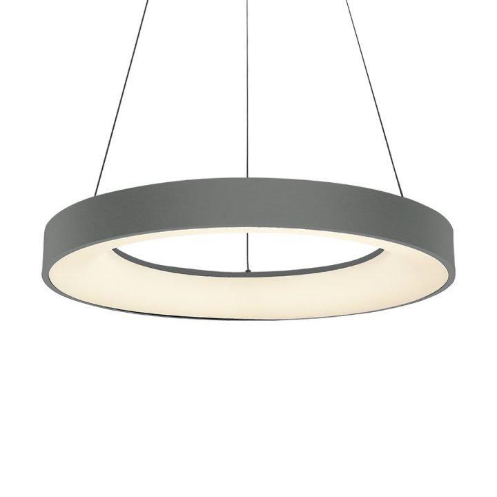 Luxera 18406 GENTIS 1 ágú függeszték LED lámpa